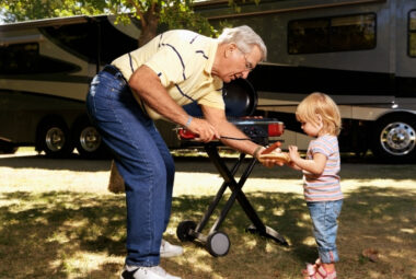 5 Best Portable Gas Grills For RVs