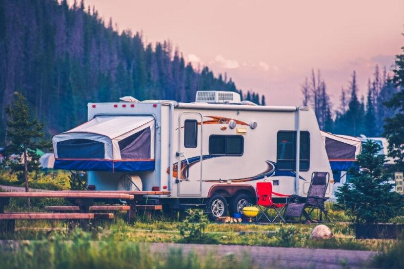 8 Camper Trailers Under 10 Grand