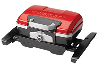 Cuisinart Petite Gourmet Portable Gas Grill with VersaStand