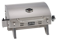 Smoke Hollow Model 205 Stainless Steel Tabletop Grill